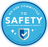 We Are Committed to Safety and Stopping the Spread of COVID-19